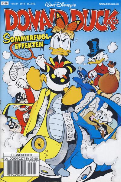 Cover for Donald Duck & Co (Hjemmet / Egmont, 1948 series) #27/2013