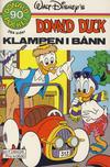 Cover Thumbnail for Donald Pocket (1968 series) #90 - Donald Duck Klampen i bånn [Reutsendelse]