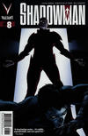 Cover for Shadowman (Valiant Entertainment, 2012 series) #8 [Cover A - Patrick Zircher]