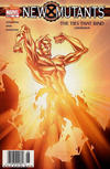 Cover Thumbnail for New Mutants (2003 series) #12 [Newsstand Edition]