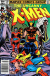 Cover for The Uncanny X-Men (Marvel, 1981 series) #155 [Newsstand Edition]