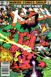 Cover Thumbnail for The Uncanny X-Men (1981 series) #160 [Newsstand]