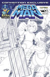 Cover Thumbnail for Mega Man (2011 series) #14 [2012 SDCC Exclusive Sketch Variant by Patrick Spaziante]