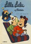 Cover for Lille Lulu (Serieforlaget / Se-Bladene / Stabenfeldt, 1958 series) #2/1960