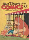 Cover for Walt Disney's Comics (W. G. Publications; Wogan Publications, 1946 series) #22