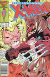 Cover Thumbnail for The Uncanny X-Men (1981 series) #213 [Newsstand Edition]