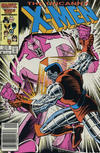 Cover for The Uncanny X-Men (Marvel, 1981 series) #209 [Newsstand]