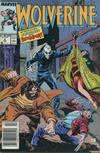 Cover for Wolverine (Marvel, 1988 series) #4 [Newsstand]