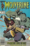 Cover Thumbnail for Wolverine (1988 series) #14 [Newsstand]