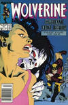 Cover for Wolverine (Marvel, 1988 series) #15 [Newsstand]
