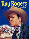 Cover for Roy Rogers Comics (World Distributors, 1951 series) #8