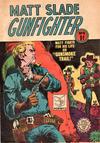 Cover for Matt Slade Gunfighter (Horwitz, 1957 ? series) #5
