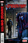 Cover for Ultimate Comics Spider-Man (Marvel, 2011 series) #23