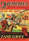 Cover for Damms Billedserier [Damms Billed-serier] (N.W. Damm & Søn [Damms Forlag], 1941 series) #10/1941