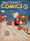 Cover for Walt Disney's Comics (W. G. Publications; Wogan Publications, 1946 series) #35
