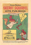 Cover for Secret Squirrel Kite Fun Book (Western, 1966 series) #[nn] [PG & E]