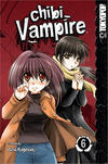 Cover for Chibi Vampire (Tokyopop, 2006 series) #6
