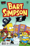 Cover for Simpsons Comics Presents Bart Simpson (Bongo, 2000 series) #85