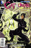 Cover for Catwoman (DC, 2011 series) #22
