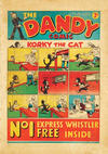 Cover for The Dandy Comic (D.C. Thomson, 1937 series) #1