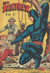 Cover for Paul Wheelahan's The Panther (Young's Merchandising Company, 1957 series) #22