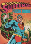 Cover for Superman Pocketbook (Egmont/Methuen, 1976 series) #4