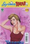 Cover for Lágrimas Risas y Amor. Yesenia (Grupo Editorial Vid, 2012 series) #24