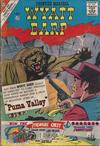Cover for Wyatt Earp Frontier Marshal (Charlton, 1956 series) #35 [British Price Variant]