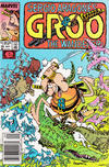 Cover for Sergio Aragonés Groo the Wanderer (Marvel, 1985 series) #55 [Newsstand]