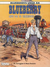 Cover for Blueberrys unge år (Hjemmet / Egmont, 1999 series) #9 - Siste tog til Washington [Reutsendelse]