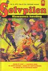 Cover for Sølvpilen (Allers Forlag, 1970 series) #8/1973