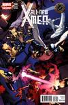 Cover for All-New X-Men (Marvel, 2013 series) #8 [X-Men 50th Anniversary Variant]