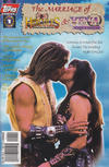 Cover for The Marriage of Hercules and Xena (Topps, 1998 series) #1 [Photo Cover]