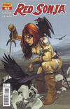Cover Thumbnail for Red Sonja (2013 series) #1 [B-Fiona Staples]