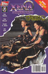 Cover for Xena: Warrior Princess vs Callisto (Topps, 1998 series) #3 [Photo Cover]