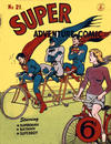 Cover for Super Adventure Comic (K. G. Murray, 1950 series) #21
