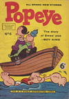 Cover for Popeye (World Distributors, 1957 series) #6