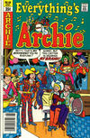 Cover for Everything's Archie (Archie, 1969 series) #68