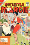 Cover for My Little Margie (Charlton, 1954 series) #36 [British]