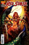 Cover for Red Sonja (Dynamite Entertainment, 2013 series) #1 [Cover D]