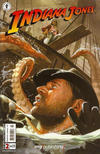 Cover for Indiana Jones (mg publishing, 2000 series) #2