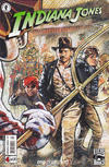 Cover for Indiana Jones (mg publishing, 2000 series) #4