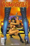Cover for Vampirella (mg publishing, 2000 series) #5
