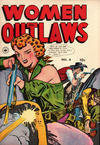 Cover for Women Outlaws (Superior, 1948 ? series) #4