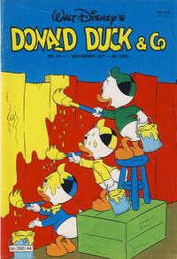 Cover Thumbnail for Donald Duck & Co (Hjemmet / Egmont, 1948 series) #44/1977