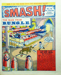 Cover Thumbnail for Smash! (IPC, 1966 series) #18