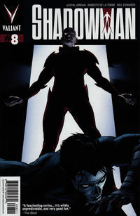 Cover Thumbnail for Shadowman (Valiant Entertainment, 2012 series) #8 [Cover A - Patrick Zircher]