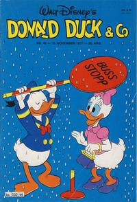 Cover Thumbnail for Donald Duck & Co (Hjemmet / Egmont, 1948 series) #46/1977