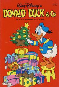Cover Thumbnail for Donald Duck & Co (Hjemmet / Egmont, 1948 series) #47/1977