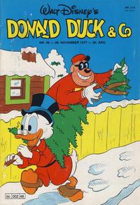 Cover Thumbnail for Donald Duck & Co (Hjemmet / Egmont, 1948 series) #48/1977